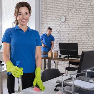 Double Duty Commercial Cleaning